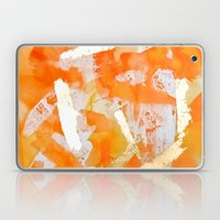 Tangerine Tango Laptop & iPad Skin
