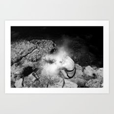 Enter the Dust 02 Art Print