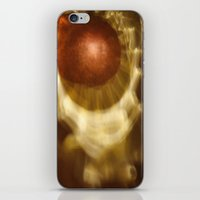 Abstract Light Reflectio… iPhone & iPod Skin