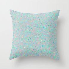Opalescent Throw Pillow