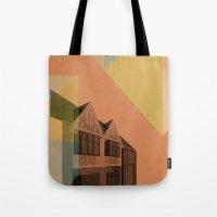 Pape Danforth Branch Tote Bag