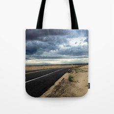 Road to Isolation Tote Bag