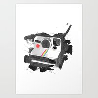 PolarOldï  Art Print