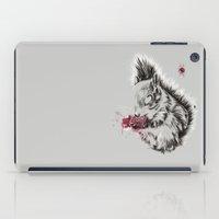 Zombie Squirrel iPad Case