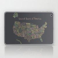 United Beers Of America Laptop & iPad Skin