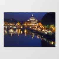 Saint Peter's Cathedral … Canvas Print