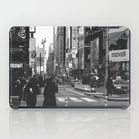 Let My Imagination Go (B… iPad Case