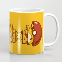 Poketryoshka - Electric Type Mug