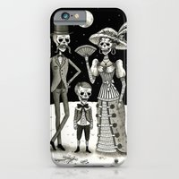 iPhone & iPod Case featuring Family Portrait of the Passed by Jon MacNair