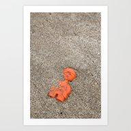 Lost Toy Art Print
