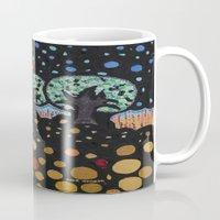 :: Night Forest :: Mug