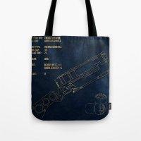 Wazer Wifle Poster Tote Bag