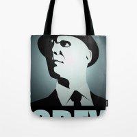 OBEY (Fringe) Tote Bag