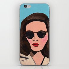 leave her to heaven iPhone & iPod Skin