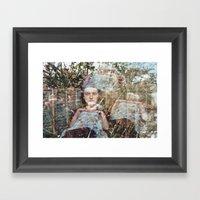 dreams  Framed Art Print