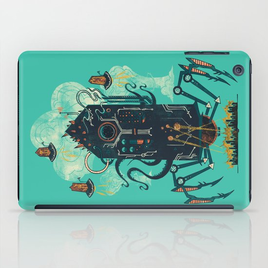 Not with a whimper but with a bang iPad Case
