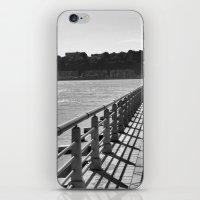 43rd St Pier iPhone & iPod Skin