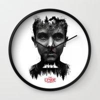 The Upside Down Wall Clock
