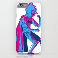 iPhone & iPod Case featuring The Dark Knight Rocks by thechrishaley