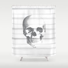Skull Shower Curtain