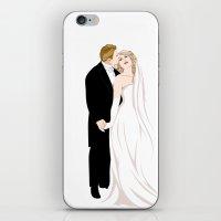 Wedding Invitation iPhone & iPod Skin