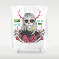Eva Shower Curtain