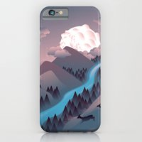 iPhone & iPod Case featuring Sunquake by Martynas Pavilonis