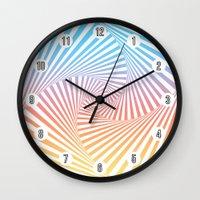 Bakana Summer Twista  Wall Clock