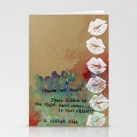 Brenna's Valentine Stationery Cards