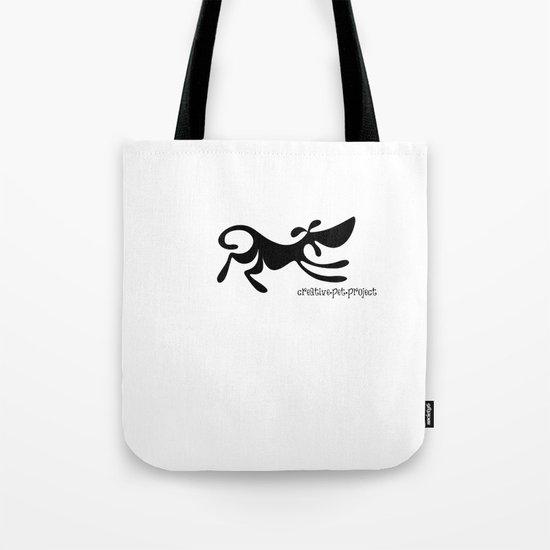 Dog 2 Tote Bag