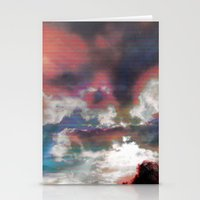 Sky View As Seen On TV Stationery Cards