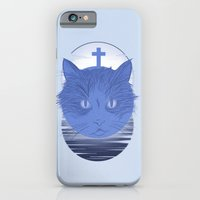 iPhone & iPod Case featuring Daisy by nryn