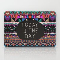 Today is the Day  iPad Case