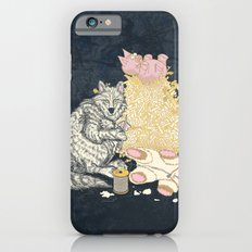 Big Bad Wolf Only Needed a Needle Slim Case iPhone 6s