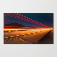 South of Phoenix Canvas Print