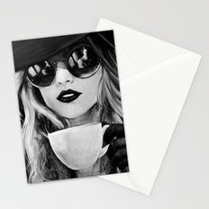 Comfortable Silences Stationery Cards