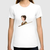 harry potter T-shirts featuring Harry Potter by Imaginative Ink