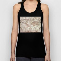 An Accurate Map Unisex Tank Top