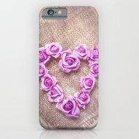 Rose Heart iPhone 6 Slim Case