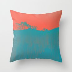 Terra  Throw Pillow