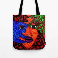The String Theory Tote Bag