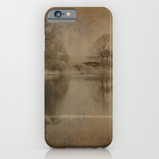 Throxenby Mere iPhone & iPod Case
