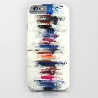 City VII - Roses iPhone 6 Slim Case