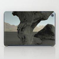Stone tree iPad Case