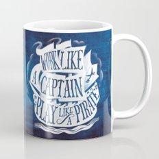 Like A Pirate Mug