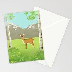Alpine Meadow Stationery Cards