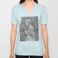 The Man with No Name Unisex V-Neck
