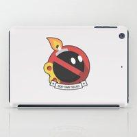 Bob-omb Squad iPad Case