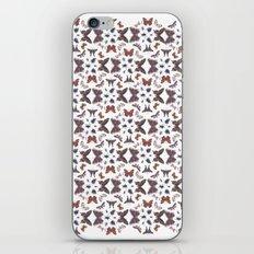 Mosaic of Bugs iPhone & iPod Skin