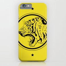 Tiger in a circle iPhone 6 Slim Case